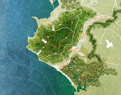 Zona Protectora Tivives, Costa Rica - Plan Maestro