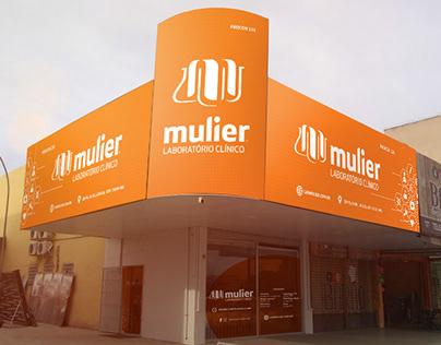 Criação de Fachada - Mulier