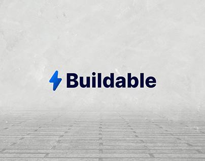 Buildable Logo Animation