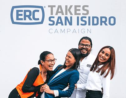 Campaña ERC Takes San Isidro