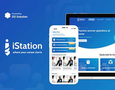 iStation - Where your career starts