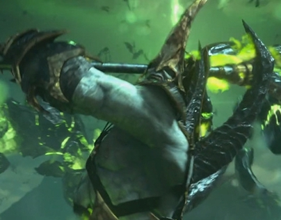 World of Warcraft: Legion Cinematic