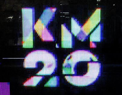 Ребрендинг концепт-стора KM20