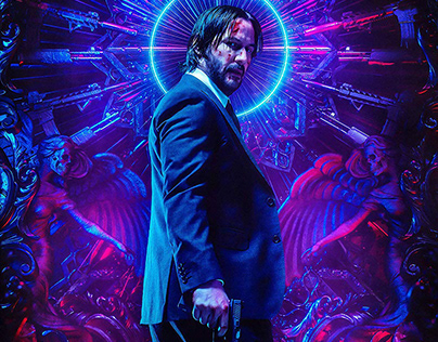JOHN WICK 3 - The Continental Experience
