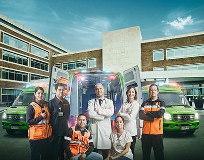 Rescate / Clínica Universidad de Los Andes