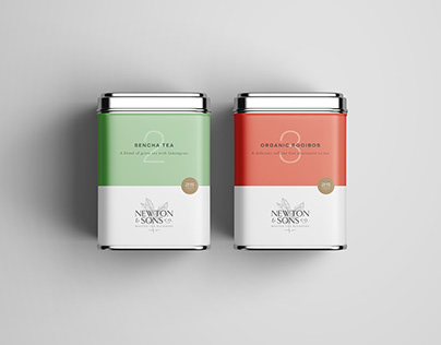 Newton&Sons Co. - Branding & Packaging