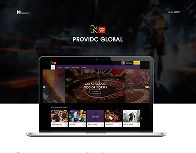 Provido Global | Gaming Solution
