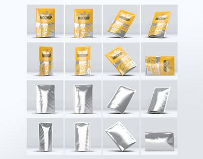 Foil Bag PSD Mock-Up