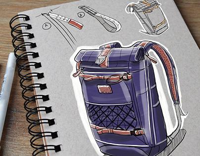 Marker Sketching ( Vol 1) - 2017