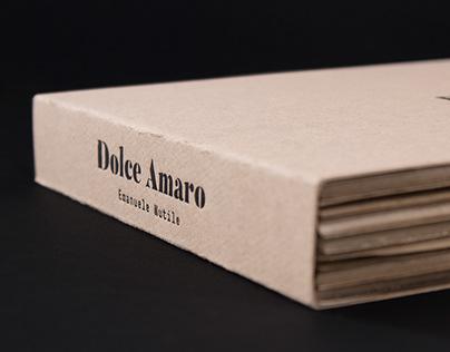 Dolce Amaro_Photobook Packaging Premium