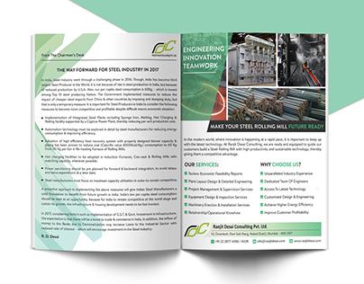 Company Profile & Layout