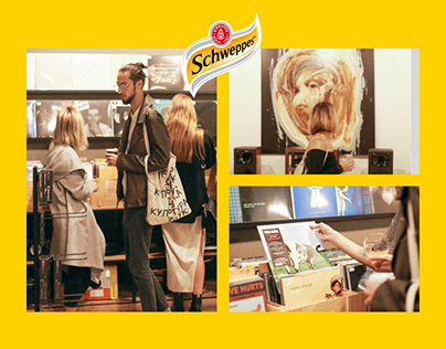 """Schweppes """"Culture of Music"""""""