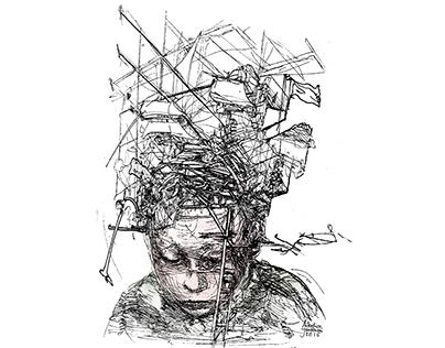 Przestrzeń Magazine — Illustrations