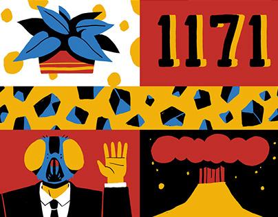 Mural - Galpão 1171