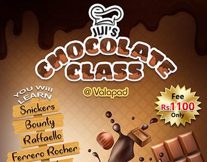 Chocolate Add For Jijis Cake Room