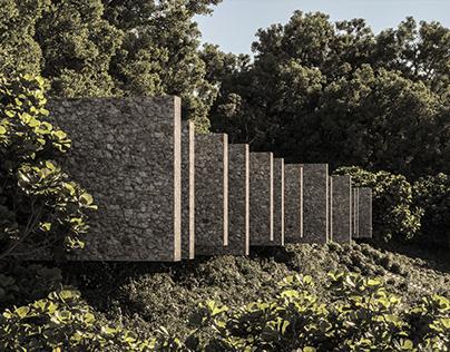 Vila Volcá in El Salvador by Molina Architecture Studio