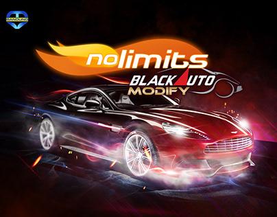 Nolimits BlackAuto Modify