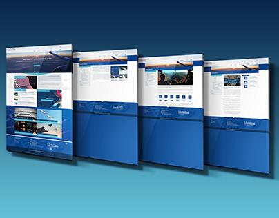 AirNav UI/UX Website