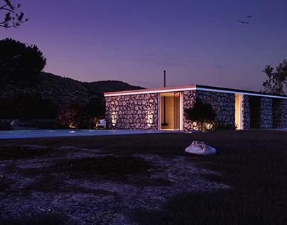 // Private Villa - San Pantaleo - Sardinia - IT // CGI