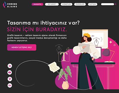 REYHAN PİR - Marka/Logo/Web Arayüz Tasarımı