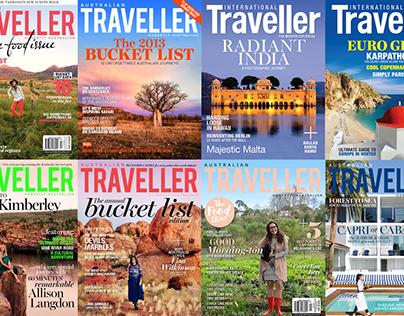 Australian Traveller Covers