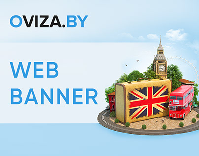 Ovisa.by – Web Banners