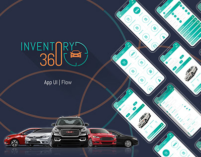 Inventory 360 | App UI