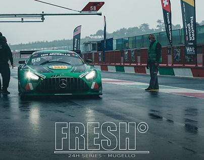 Fresh° Magazine Vol. 04 - 24H Series - Mugello