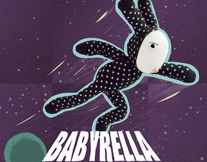 Babyrella, la conejita cósmica