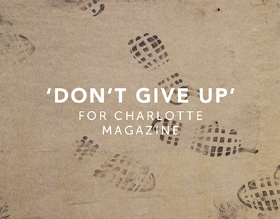 Don't Give Up: Inside a Charlotte Protest