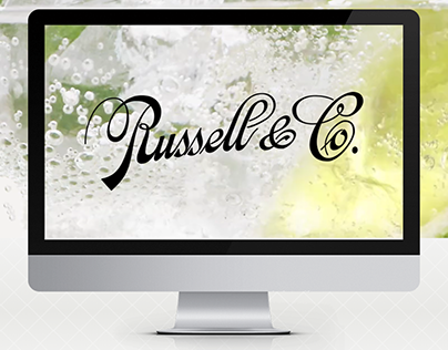 Product website Russell & Co