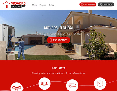 Movers Dubai