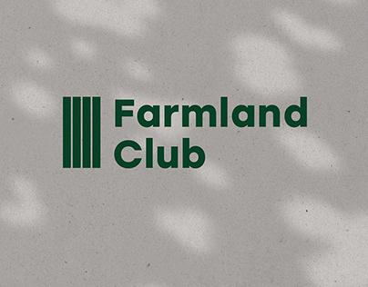 Farmland Club. Brand Identity Design