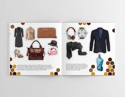 Department store brochure