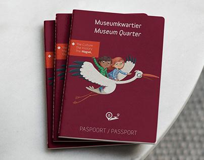 Museumkwartier paspoort