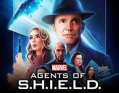 Agents of S.H.I.E.L.D. Official Season 7 Art