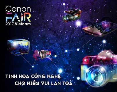 Cannon fair Vietnam 2017