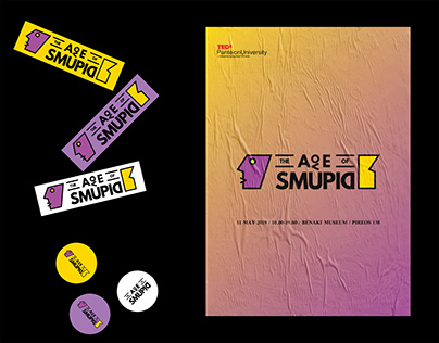 The Age of Smupid_Visual Identity