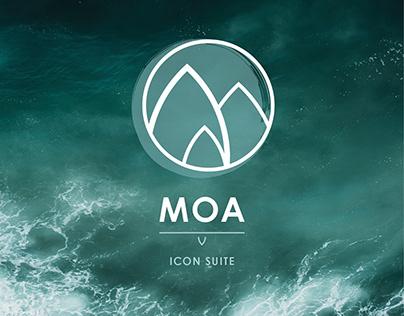 MOA - Icon Suite