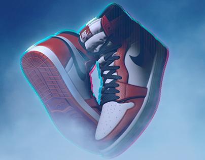 Nike AirJordan One