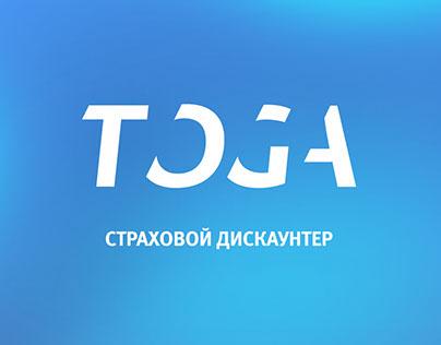 2010 TOGA Insurance Discounter Brand Development