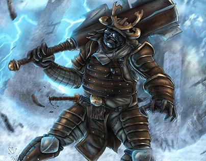 Storm Guardian | Tomb Raider