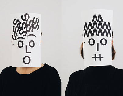Typographic masks