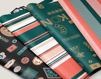 港式茶餐厅品牌包装设计 X 张晓宁设计顾问 Hong Kong Restaurant Brand Design