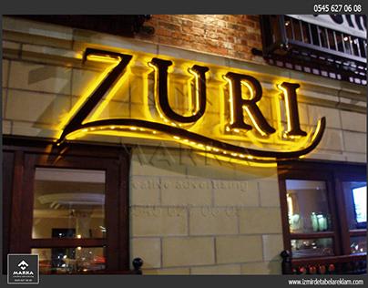 Krom Kutu Harf İzmir