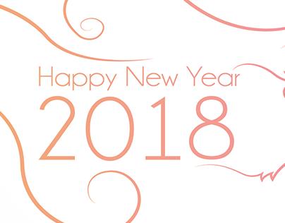 Happy New Chinese Year 2018