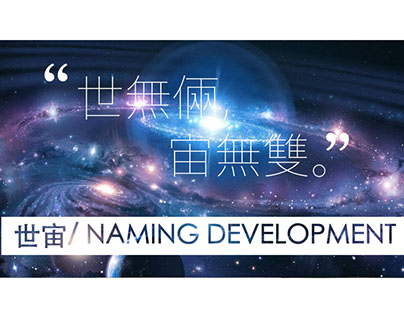 世宙-Project Naming Development