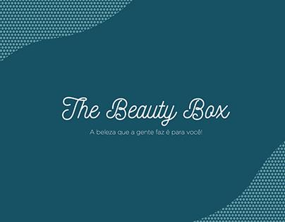 Projeto de Manual de Marca The Beauty Box