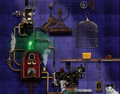 Marvellous Mechanical Mousetrap