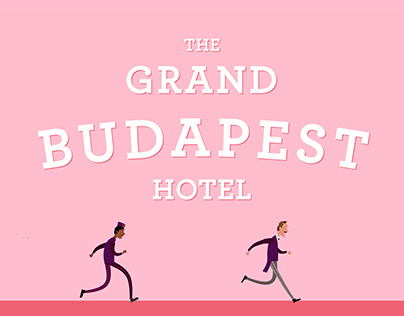 The Grand Budapest Hotel — Title Sequence